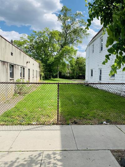 Asbury Park Residential Lots & Land For Sale: 1304 Springwood Avenue