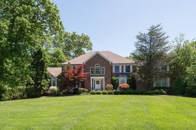 Millstone Single Family Home For Sale: 2 Wintergreen Court
