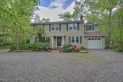 Jackson Single Family Home For Sale: 543 S Stump Tavern Road