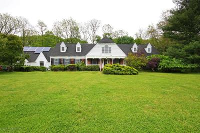Colts Neck Single Family Home For Sale: 19 Hidden Pine Drive
