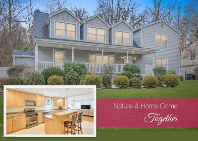 Atlantic Highlands Single Family Home For Sale: 351 Navesink Avenue
