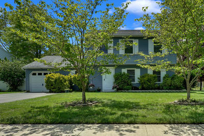Toms River Single Family Home For Sale: 40 Bunker Hill Drive