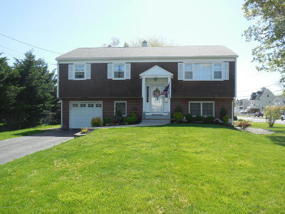 Neptune City, Neptune Township Attached For Sale: 201 Valley Road