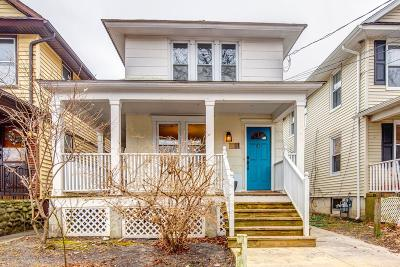 Asbury Park Single Family Home For Sale: 1106 1st Avenue