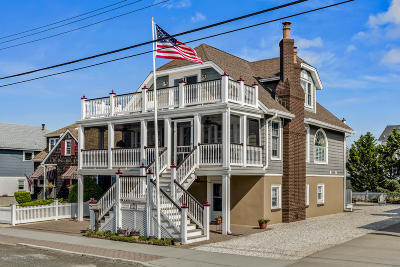 Seaside Park NJ Single Family Home For Sale: $1,375,000