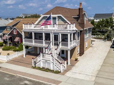 Seaside Park NJ Multi Family Home For Sale: $1,375,000