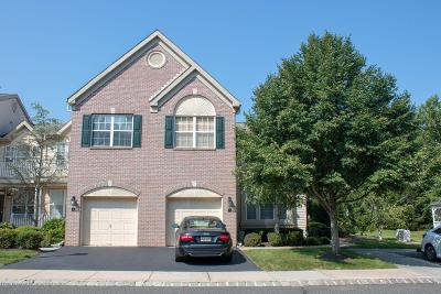 Holmdel NJ Condo/Townhouse For Sale: $512,500