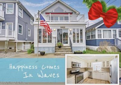 Manasquan Single Family Home For Sale: 337 1st Avenue