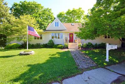 Atlantic Highlands Single Family Home For Sale: 109 Monmouth Avenue