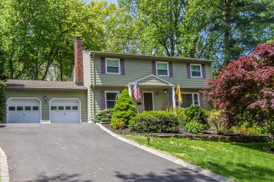 Middletown Single Family Home Under Contract: 34 Marlpit Place