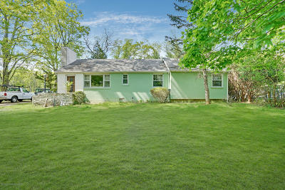 Spring Lake Single Family Home For Sale: 1304 Allaire Road