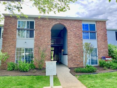 Freehold Condo/Townhouse For Sale: 2-1 Atlanta Court