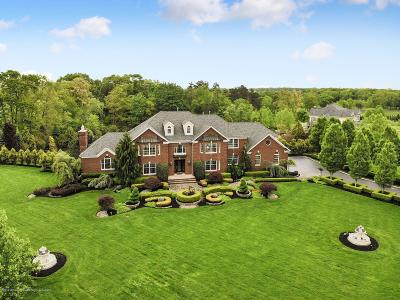 Colts Neck Single Family Home For Sale: 1 Cypress Way