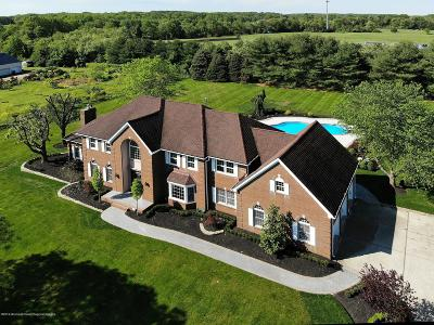 Colts Neck Single Family Home For Sale: 7 Pheasant Road