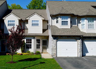 Toms River Condo/Townhouse For Sale: 2802 Greenspire Court