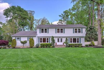 Manalapan Single Family Home Under Contract: 48 Sandpiper Drive