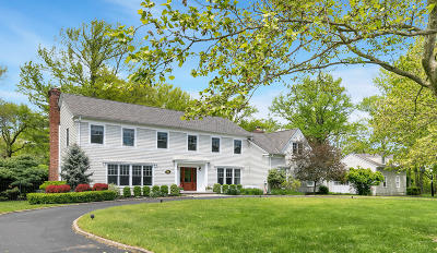 Rumson Single Family Home For Sale: 3 Harbor Drive