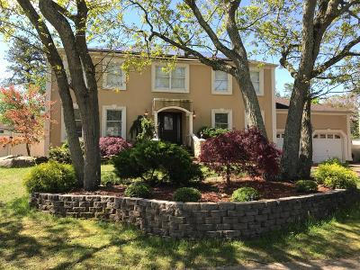Toms River Single Family Home For Sale: 515 Sleepy Hollow Road