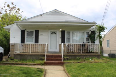 Long Branch Multi Family Home For Sale: 695 Buttonwood Avenue