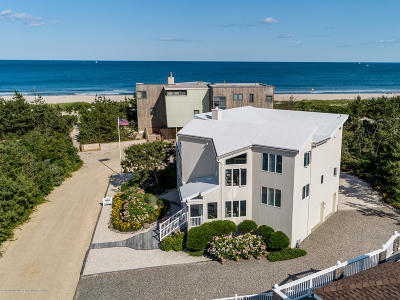 Long Beach Twp Single Family Home For Sale: 155-D Long Beach Boulevard