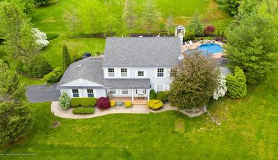 Monmouth County Single Family Home For Sale: 8 Algonquin Terrace