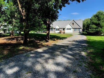 Jackson Single Family Home For Sale: 191 Denton Lane