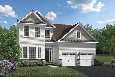 Monmouth County Adult Community Under Contract: 24 Enclave Way