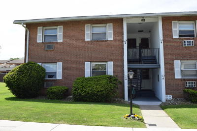 Long Branch Condo/Townhouse For Sale: 735 Greens Avenue #23A