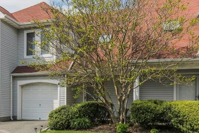 Long Branch Condo/Townhouse Under Contract: 3 Bayview Court