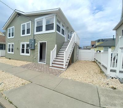 Point Pleasant Beach Multi Family Home Under Contract: 3 Harvard Avenue