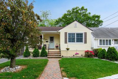 Keansburg Single Family Home For Sale: 40 Lincoln Avenue