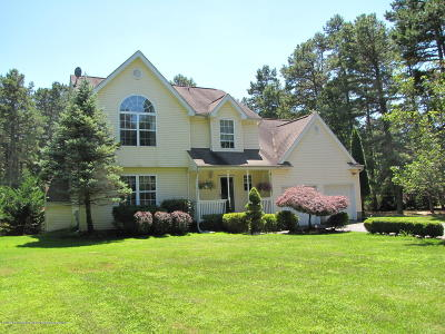 Jackson Single Family Home For Sale: 227 E Pleasant Grove Road