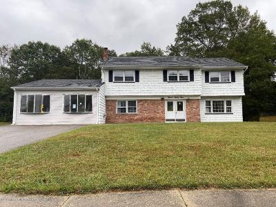 Toms River Single Family Home For Sale: 1583 Sea Island Drive