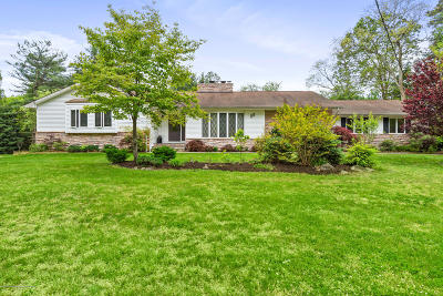 Millstone Single Family Home For Sale: 73 Paint Island Spring Road