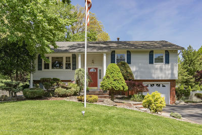 Manalapan Single Family Home For Sale: 25 Heather Drive