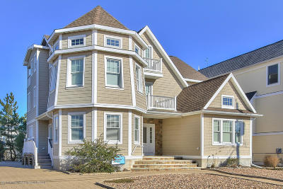 Seaside Park NJ Single Family Home For Sale: $1,498,000