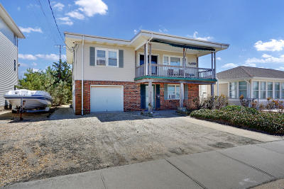 Seaside Park Single Family Home For Sale: 1310 S Bayview Avenue