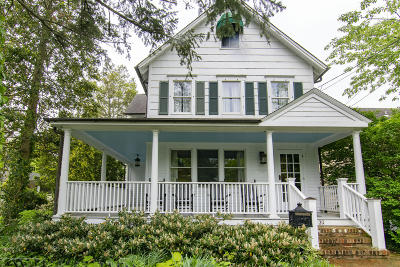 Rumson Single Family Home For Sale: 39 E River Road
