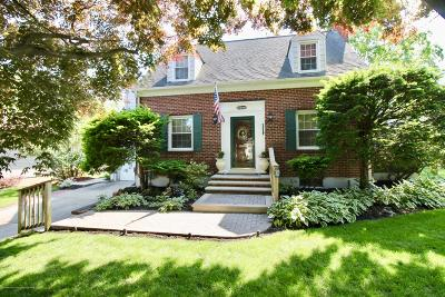 Freehold Single Family Home For Sale: 30 Spring Street