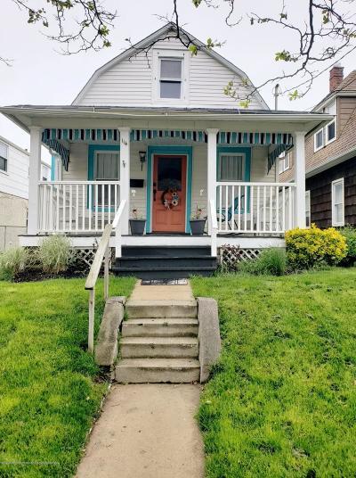 Bradley Beach Rental For Rent: 114 Lareine Avenue