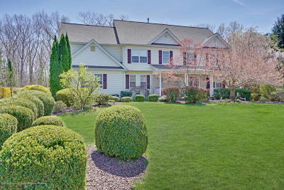 Jackson Single Family Home For Sale: 27 Greenwich Drive