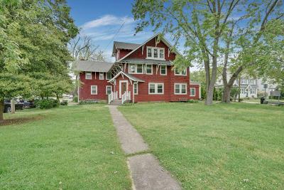 Multi Family Home For Sale: 809 Trenton Avenue