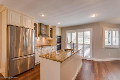 Monmouth County Condo/Townhouse For Sale: 8 Navesink Court