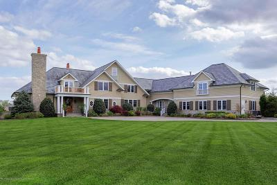 Monmouth County Single Family Home For Sale: 530 Little Silver Point Road