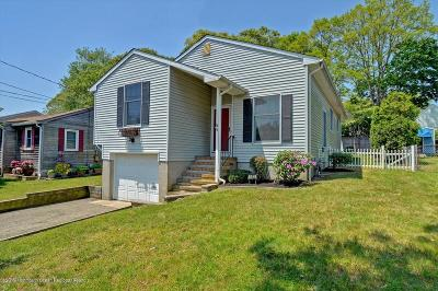 Point Pleasant Single Family Home For Sale: 523 Hillside Avenue