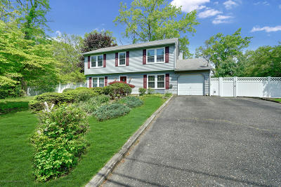 Toms River Single Family Home For Sale: 2217 10th Avenue