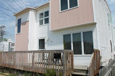 Seaside Heights Condo/Townhouse For Sale: 252 Grant Avenue