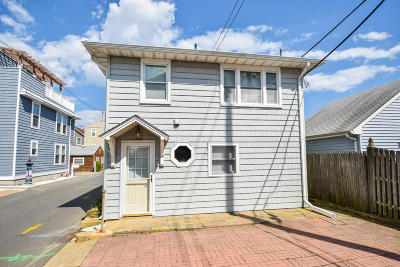Lavallette Single Family Home For Sale: 27 E Shore Way