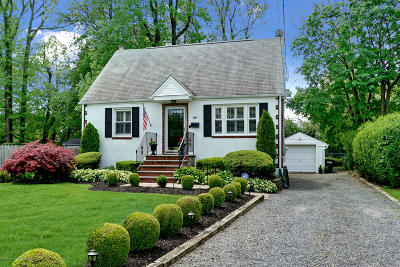 Red Bank Single Family Home For Sale: 90 Harrison Avenue