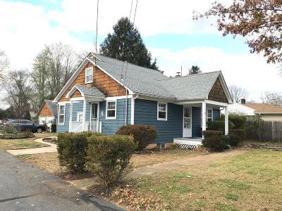 Colts Neck Single Family Home Under Contract: 25 Heyers Mill Road